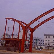 钢结构样式/钢结构工程公司