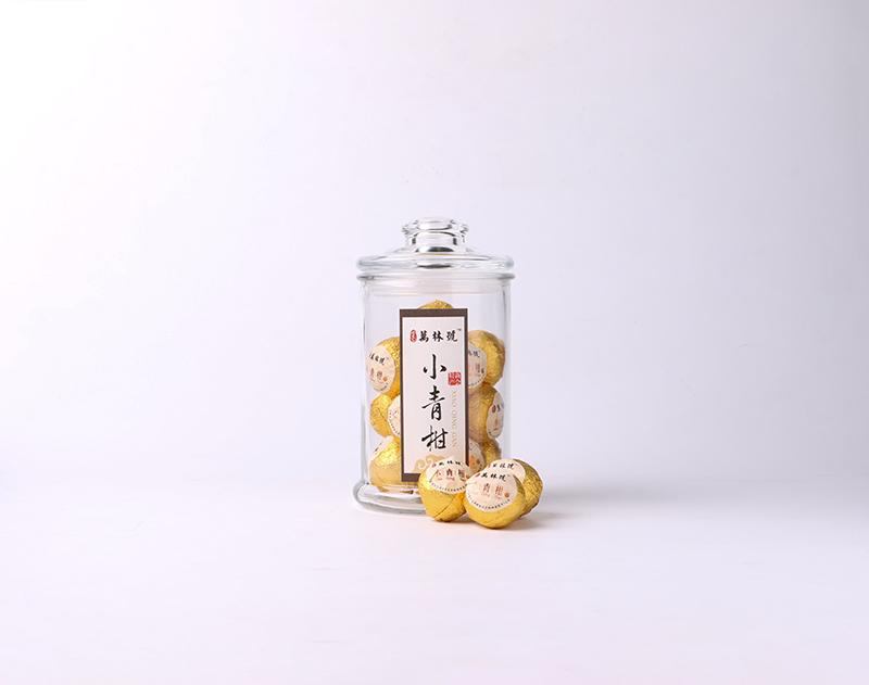 万林号新会柑普茶