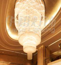供应工程水晶灯