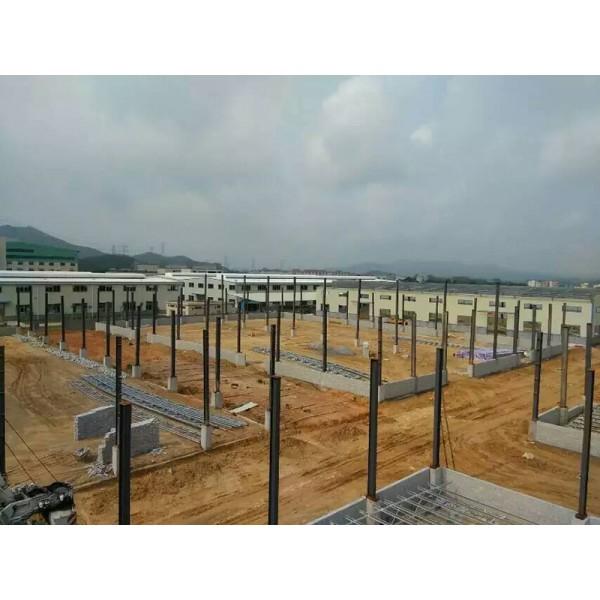 厂房钢结构安装工程/江门铁硼工程/江门厂房维修