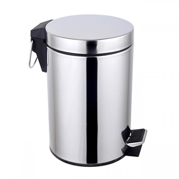 平盖垃圾桶套装SKP-202/浴室架/保温水壶/儿童电动车哪个牌子好/水龙头/不锈钢日用品/不锈钢板/厨房垃圾处理器