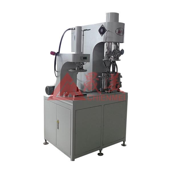 CMDJ-5L搅拌机带压料机/橡胶轮/真空搅拌机/行星搅拌机/料理机/绞肉机/榨汁机/冰棒机/炒冰机