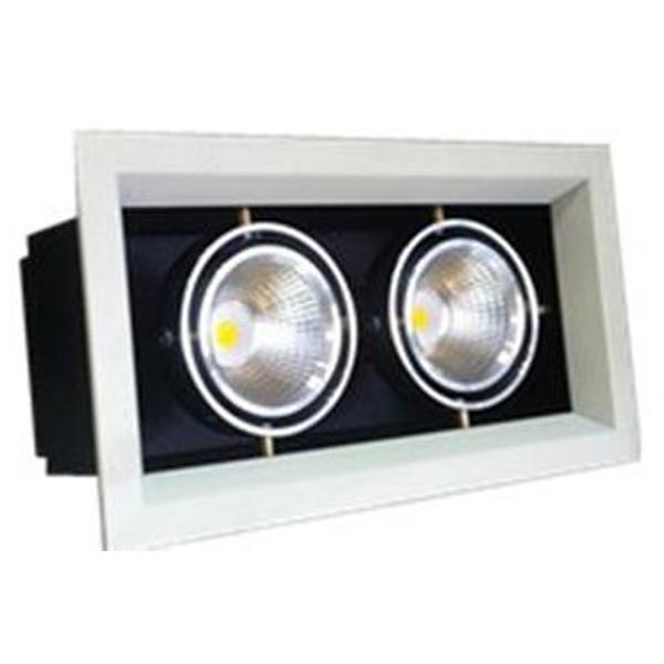 LED格栅灯2