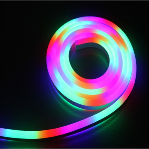 RGB neon light/led办公照明/led灯带生产/节日灯/led灯串/抱箍灯