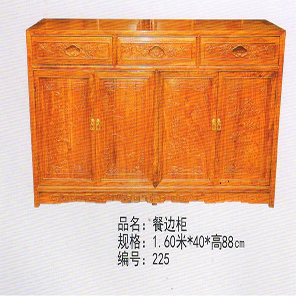 餐边柜/红木古典家具厂/新会红木家具/古典红木家具