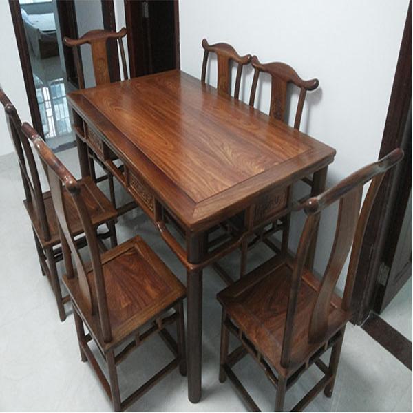 明式餐台/古典红木家具厂家