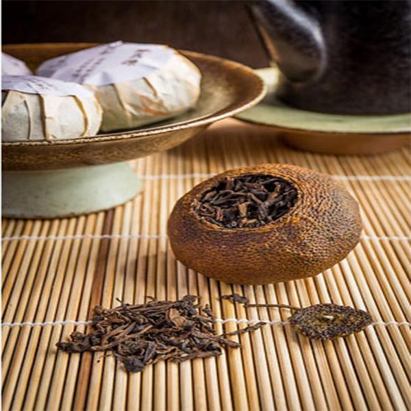 新会柑普茶/柑普茶批发/柑普茶品牌/陈皮普洱茶厂家