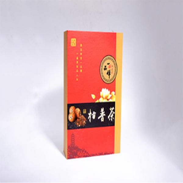 大红礼盒/陈皮柑普茶/柑红茶/新会柑苗/新会陈皮茶