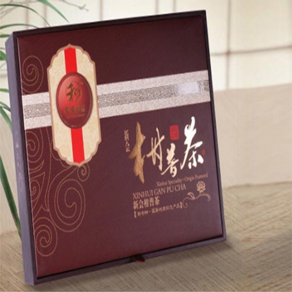 柑普茶品牌/柑普茶礼品/柠檬红茶/陈皮普洱茶价格