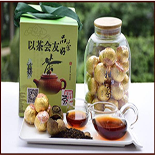 柑普茶/柑普茶加工/柑普茶厂/小青柑/柑普茶批发