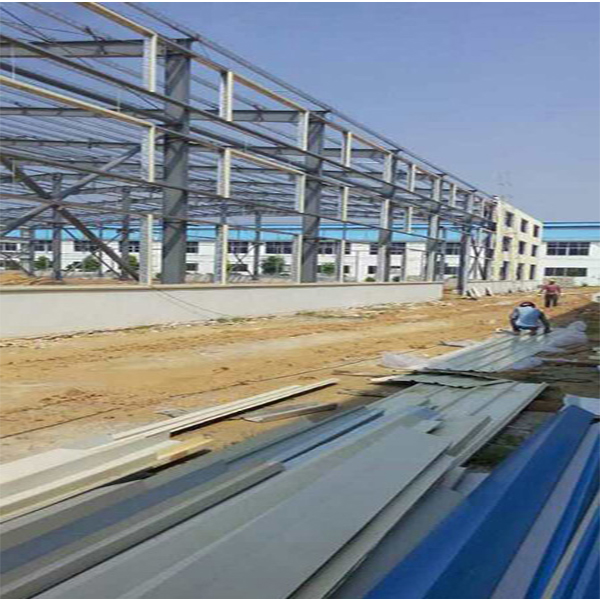 钢结构工程案例/厂房钢结构安装工程/钢结构螺丝/江门活动板房厂/仿真木