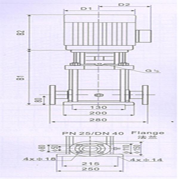 立式不锈钢多级离心泵/锅炉吸水泵/烧猪炉/开平水泵厂/风机设备/超声波清洗机