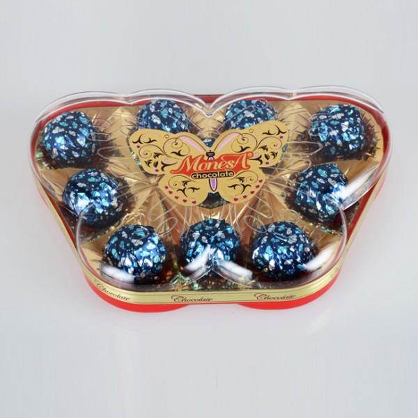 12粒蝴蝶巧克力生产