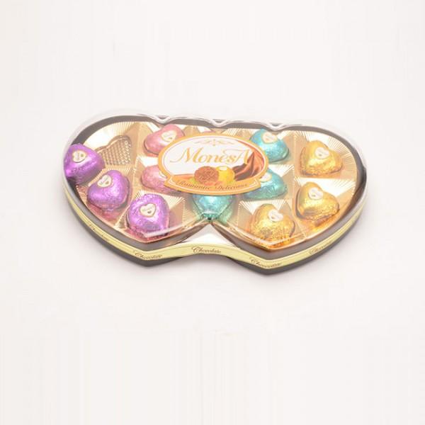 心型巧克力生产