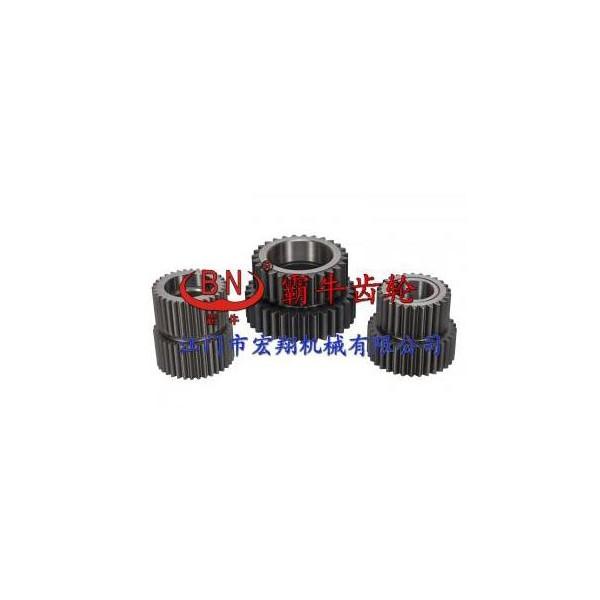 双联齿轮/工程机械配件/挖掘机齿轮/挖掘机配件