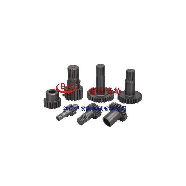 齿键轴/传动轴/工程机械配件/挖掘机齿轮/挖掘机配件