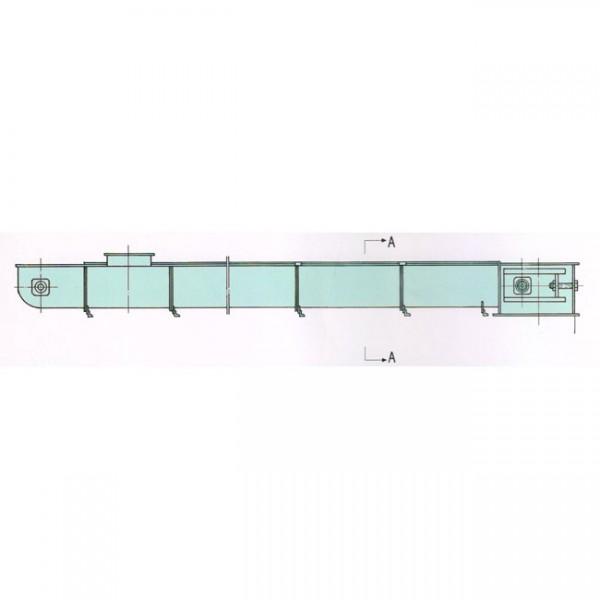 MSB系列自清式刮板输送机/螺旋机/船上输送设备