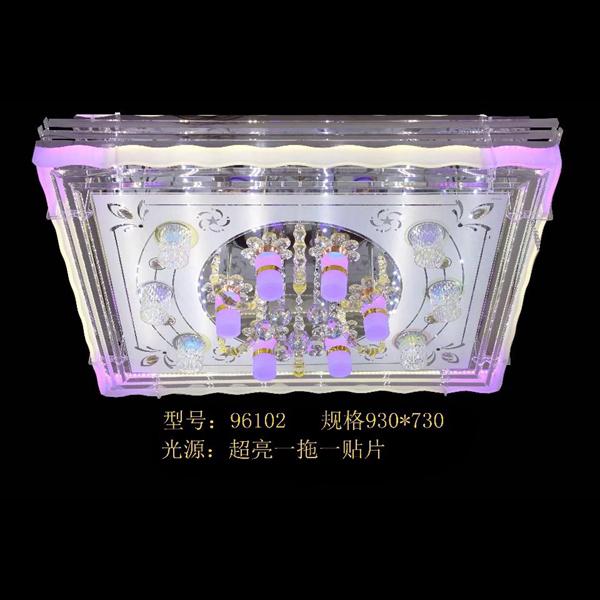96102/水晶吊灯/低压水晶灯/家用水晶吊灯
