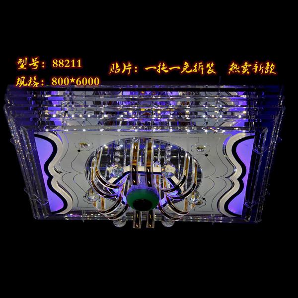 88211/水晶吊灯/低压水晶灯/家用水晶吊灯
