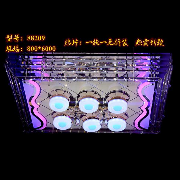 88209/水晶吊灯/低压水晶灯/家用水晶吊灯