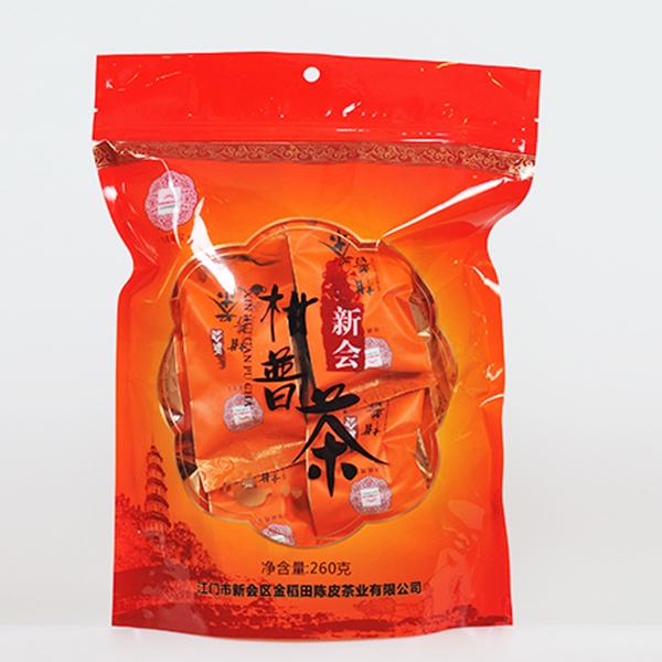 柑普茶袋装/新会柑普茶/新会陈皮柑普茶/小青柑陈皮茶/新会陈皮普洱
