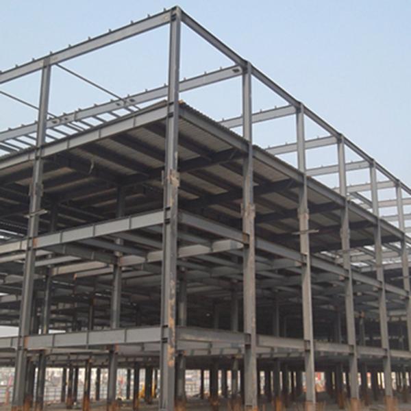 江门钢结构工程施工质量好吗_钢结构工程公司_东钢结构工程