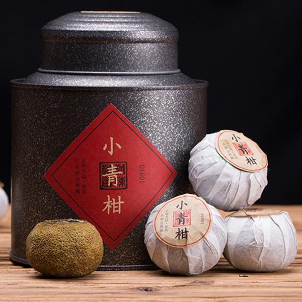 新会小青柑普洱茶的多种冲泡方法_小青柑加工厂