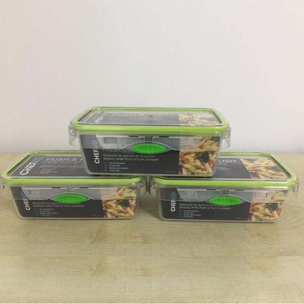 PL-L042 550ML長形保鮮盒_保鲜盒品牌_塑料保鲜盒厂家_江门优质保鲜盒