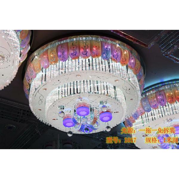 1017_1米圆灯