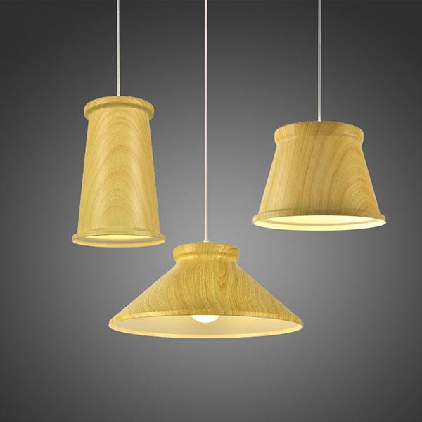 简约餐厅小吊灯办公室具铝材乐器时尚创意咖啡厅吧台灯具