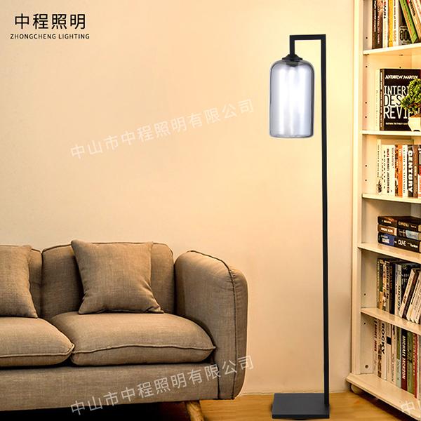 落地灯创意家用卧室客厅床头灯,后现代吊灯厂家