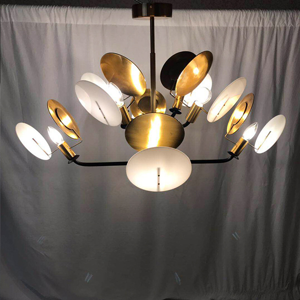 铁艺吊灯客厅创意艺术定制灯具,后现代吊灯厂家