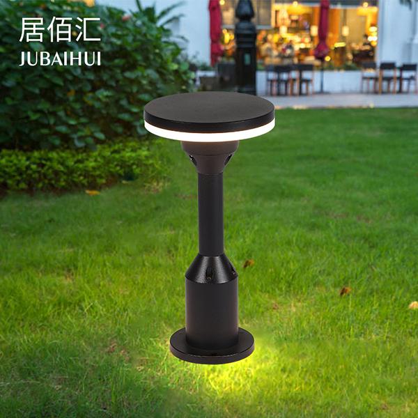 方形花园灯室外景观庭院灯,led壁灯