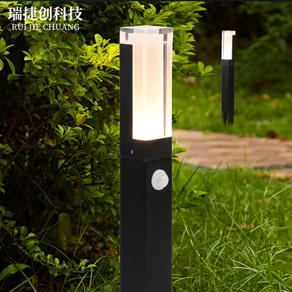 led草坪灯现代户外草地灯,壁灯