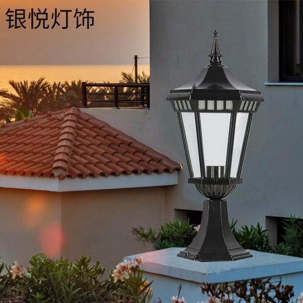 柱头灯户外 墙头灯门柱灯围墙灯