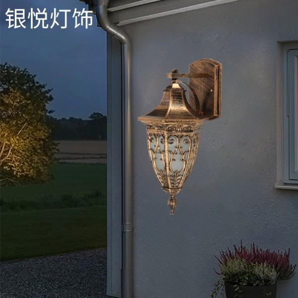欧式户外防水壁灯阳台室外墙壁灯