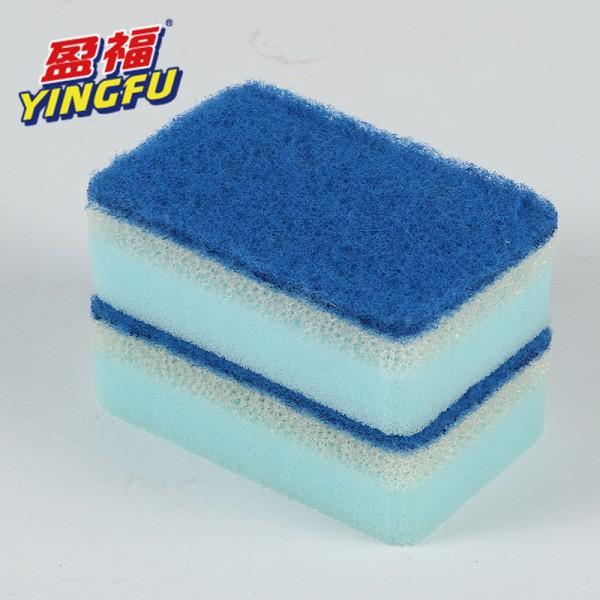 百洁布海绵 含沙百洁布清洁去污抹布