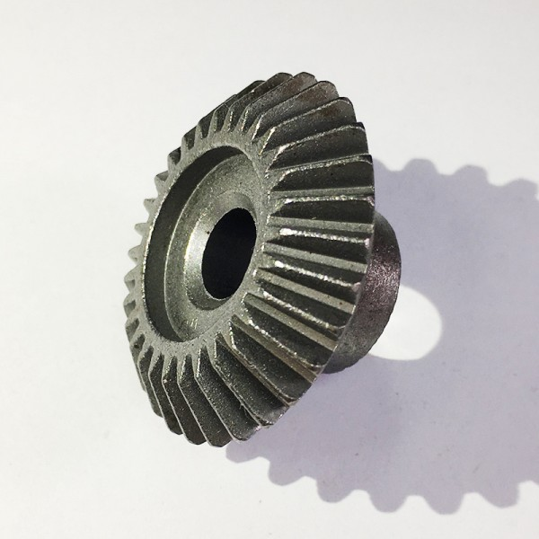 扇齿直伞齿轮, 伞形齿轮,中山粉末冶金