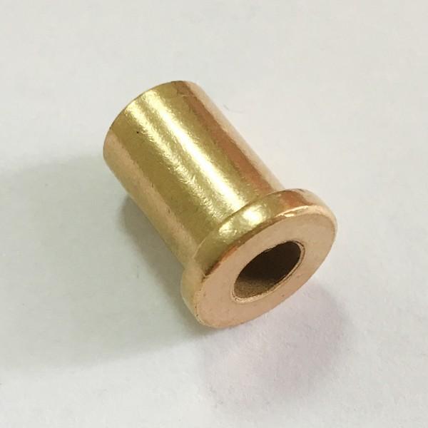 中山粉末冶金铜套 小铜套压制成型半精加工铜套