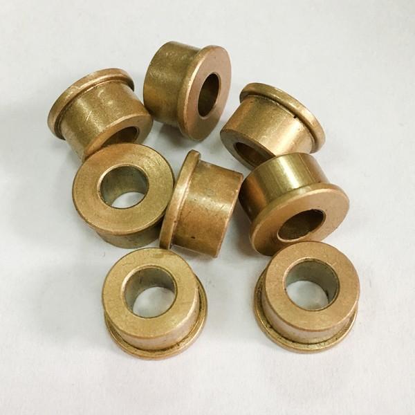 粉末冶金铜套 五金零件压制成型半精加工