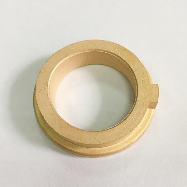 小铜套压制成型半精加工零件