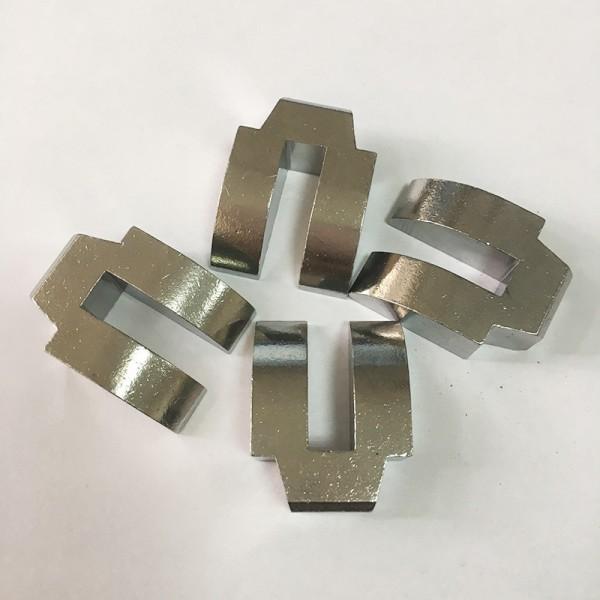 锁舌加工批发 粉末冶金锁具配件金属锁舌