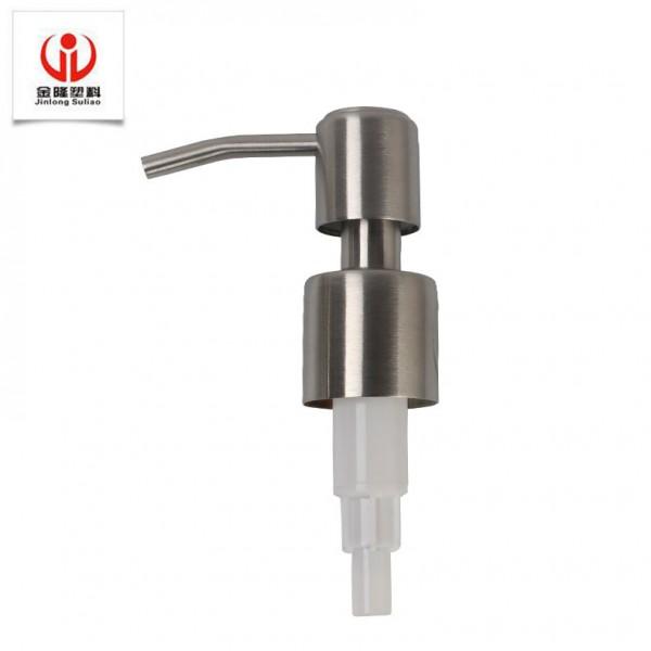 陶瓷液瓶304不锈钢泵头镜光砂光喷头