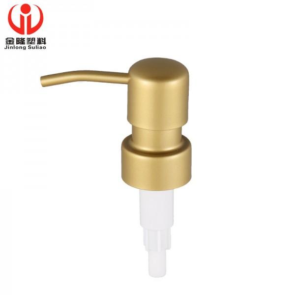 金属泵头沐浴露瓶喷头多规格泵头