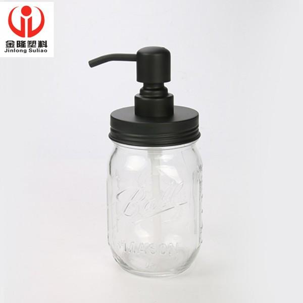 梅森瓶罐配件不锈钢泵头