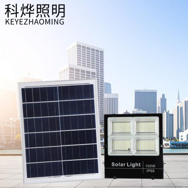 太阳能庭院灯室外照明工程灯大功率太阳能灯
