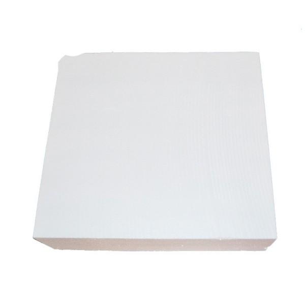 白色方形隔热保温异形珍珠棉包装