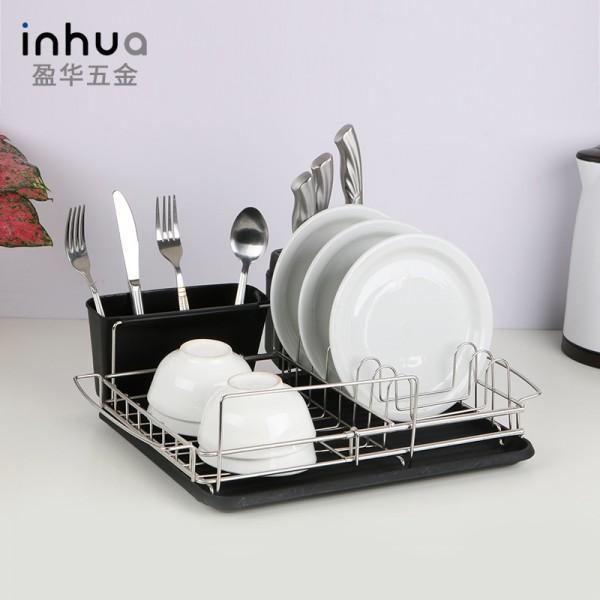碗碟收纳厨房沥水架子