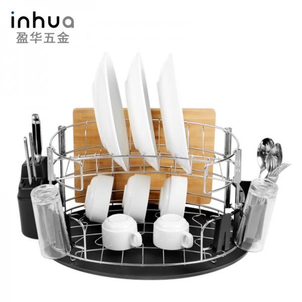 新款创意多功能双层大容量家用厨房收纳置物