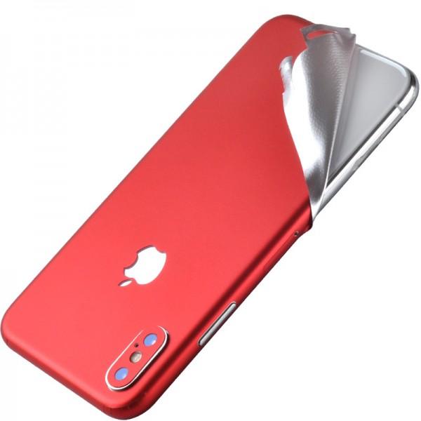苹果iPhone8PlusXR薄冰膜包边覆盖保护膜-苹果手机背膜